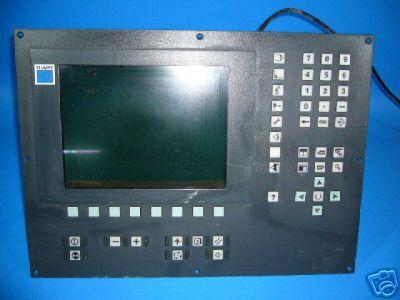 maintenance electronique siemens sinumerik panel